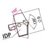 Kép 2/2 - d47,9mm fúrólapka - Yestool - IDP479
