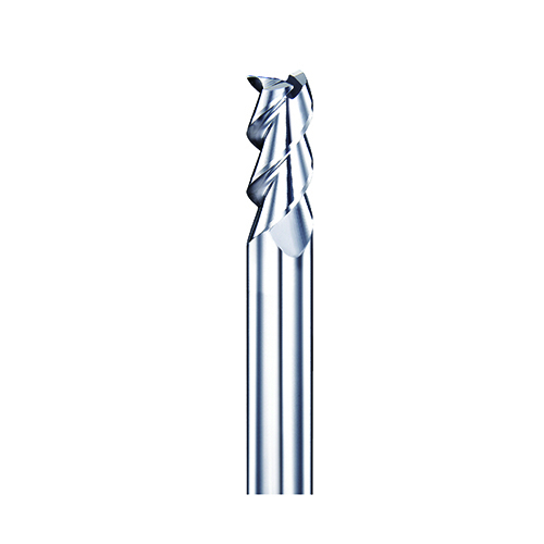 d5,0mm sarkos 3 élű alumínium keményfém maró - DHF - AET0503