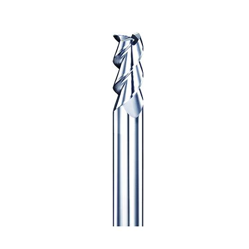 d12,0mm sarkos 3 élű alumínium keményfém maró - DHF - AET1203
