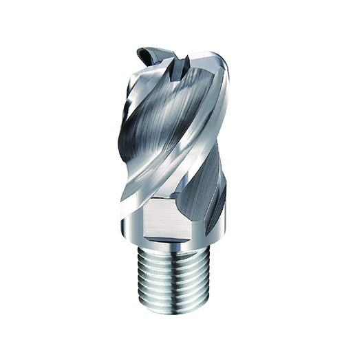 d10,0 R0,5mm tórusz 3 élű  alumínium keményfém marófej - DHF - X-AESR1005