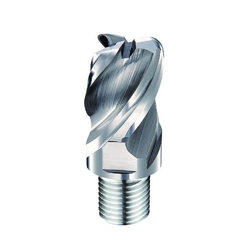 d12,0 R0,5mm tórusz 3 élű  alumínium keményfém marófej - DHF - X-AESR1205
