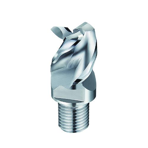 d8,0 R0,5mm tórusz 3 élű  alumínium keményfém marófej - DHF - X-AEWR0805