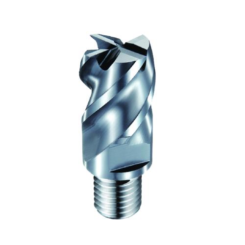 d20,0mm sarkos 4 élű  keményfém marófej 65HRC-ig - DHF - X-UEX2004