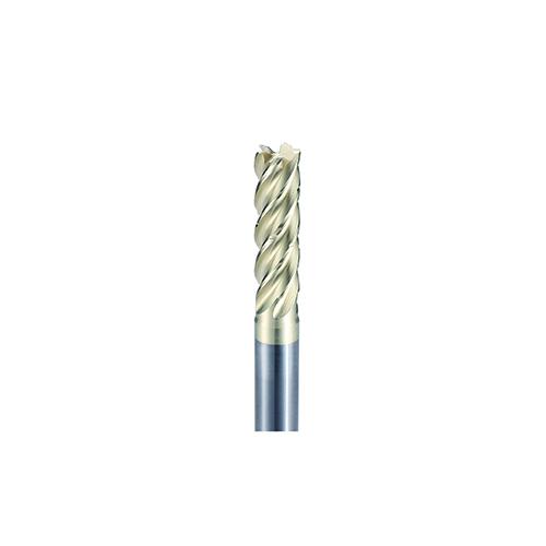 d10,0mm l40 L100 5 élű nagyoló/simító hosszú vágóélű keményfém maró - DHF - UEF1005M
