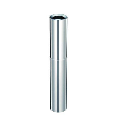 d25,0mm L300 aláköszörült szár - DHF - X-WHEX-250300