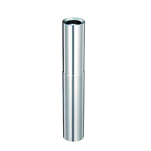 d8,0mm L60 aláköszörült szár - DHF - X-WHEX-080060